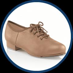 Capezio CG19 tap shoe