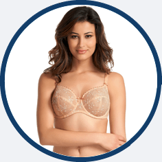 Bigger cup size bra by Fantasy