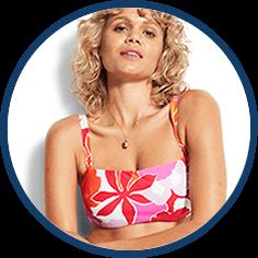 D cup bikini by Seafolly