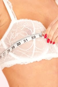 How to find your bra size