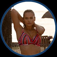 Bigger bra size bikini by Freya