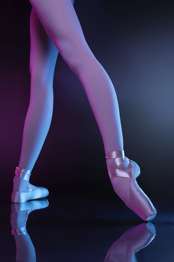 Elektra Pointe Shoe
